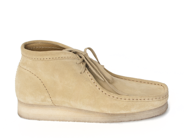 Men's Clarks Wallabe Suede