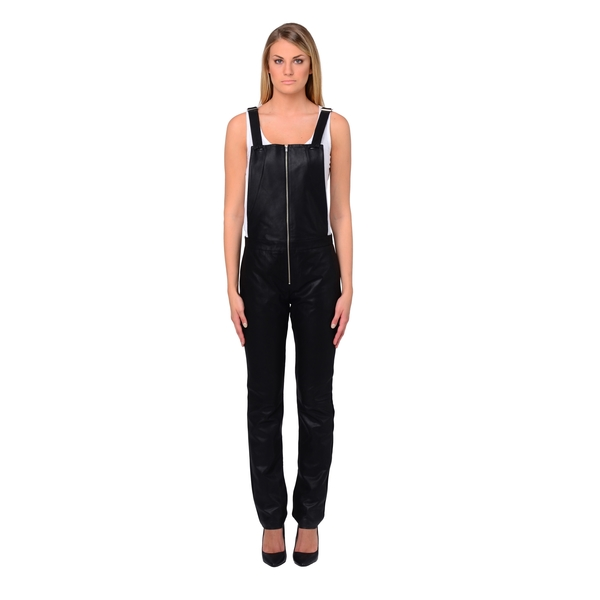 LAMARQUE LOLA-2 Leather Overalls