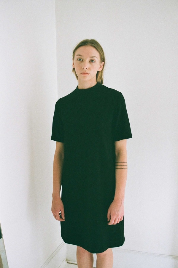 Han Starnes Jersey Dress - Black