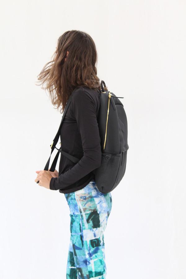 Aandd Westpack Backpack Black