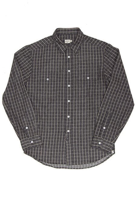 Men's Bridge & Burn Franklin Grid Shirt
