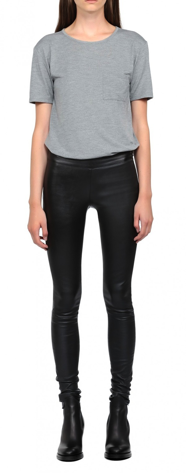 Mackage Navi Stretch Leather Pants