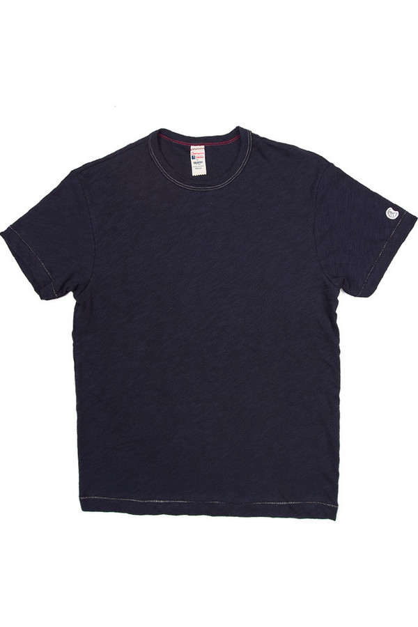 Men's Todd Snyder x Champion Basic Tee Navy