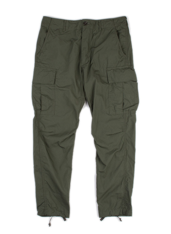 BDU Pant Olive High Count Broadcloth