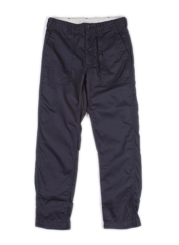 Fatigue Pant Dk Navy 20s Cotton Twill