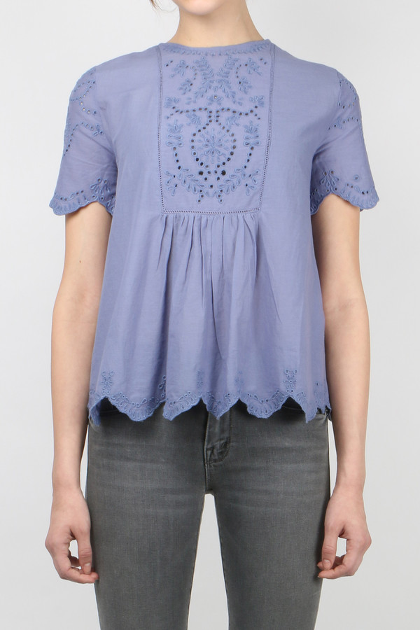 Athe by Vanessa Bruno Elfie Blouse