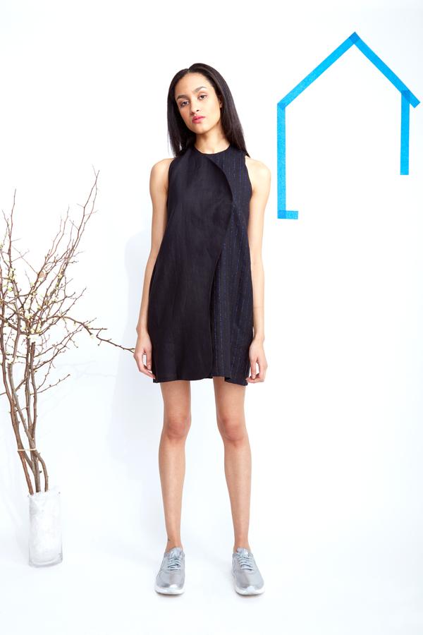CF. Goldman Vest Dress