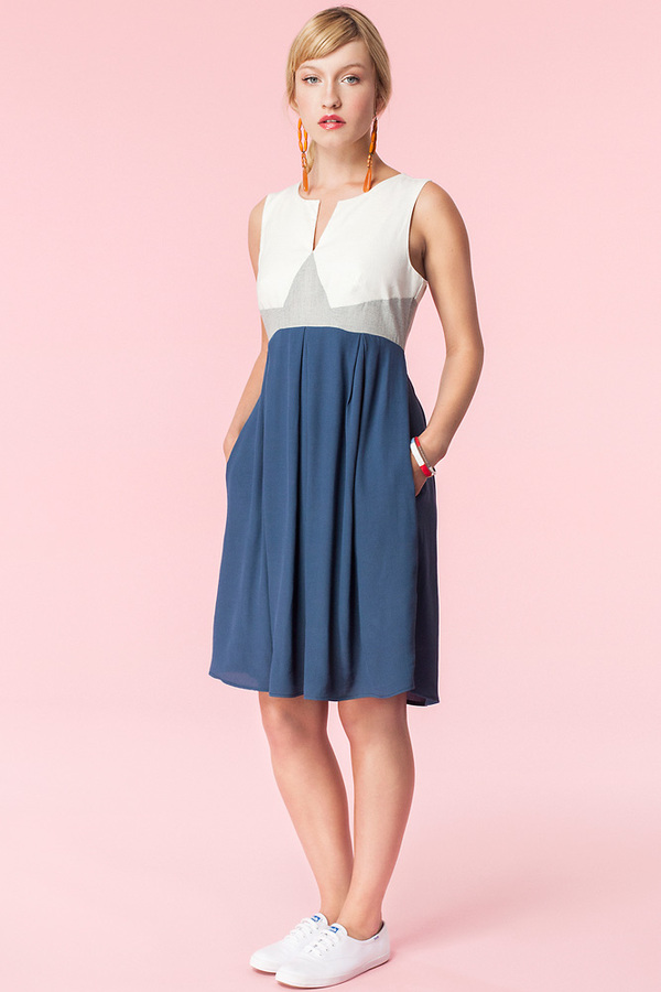 Jennifer Glasgow Drifter Dress