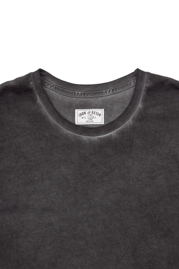 Men's Iron & Resin Tide Tee Charcoal