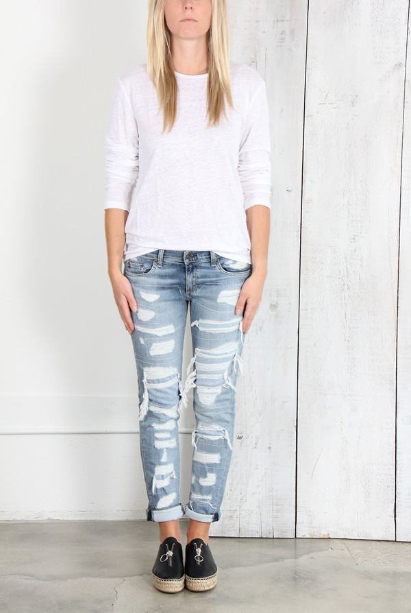 Rag & Bone DRE DENIM IN BRIGADE