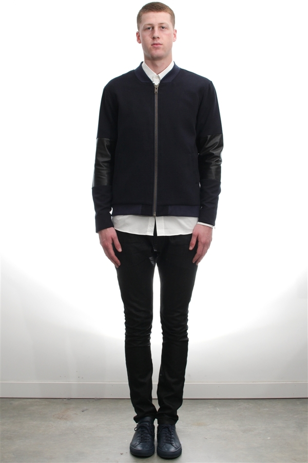 Men's Timo Weiland Steve Bomber Jacket