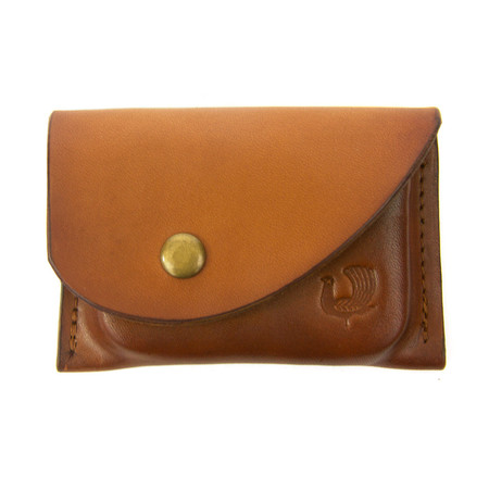 Men's Red Clouds Collective Card Case