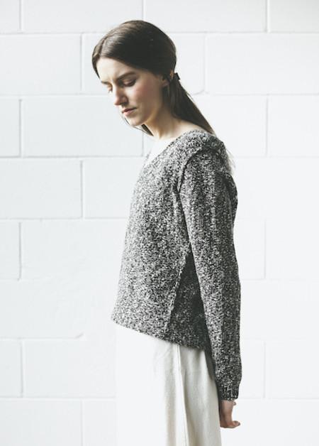 Line Knitwear - Val in Twister