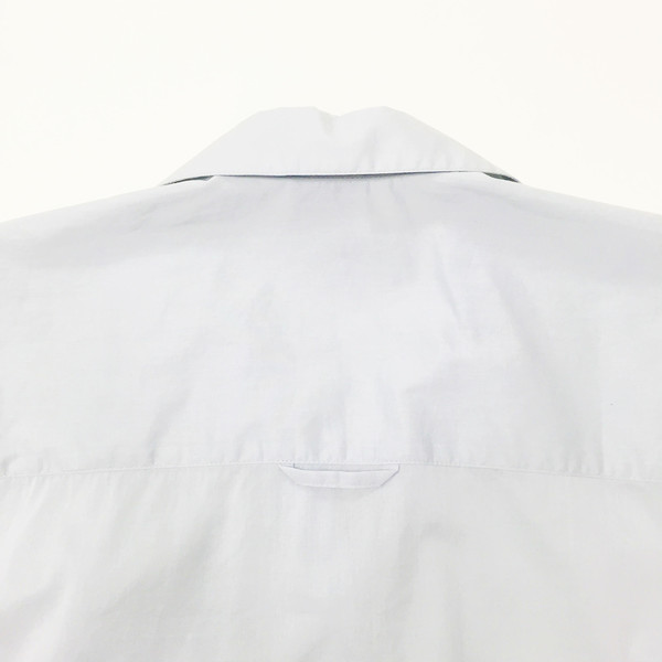 Sherie Muijs Shirt No. 12 - Light Blue Cotton