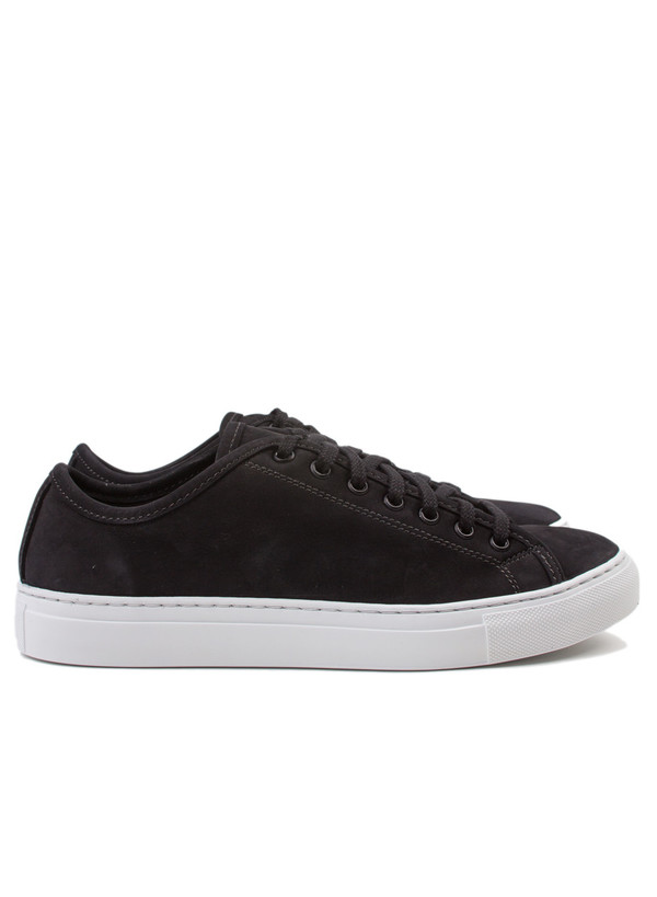 Men's Diemme Veneto Low Black Nubuck
