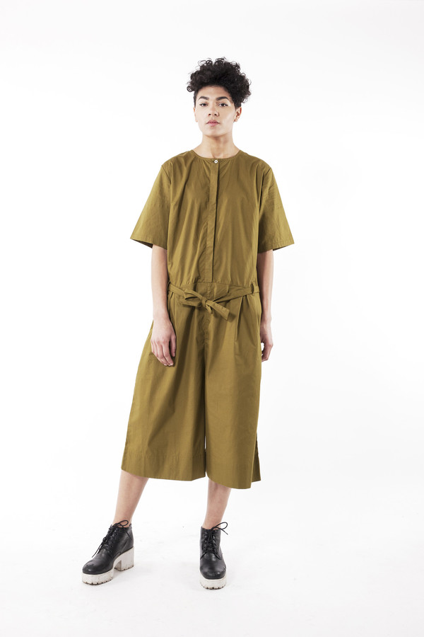 Kowtow Pen To Paper Jumpsuit