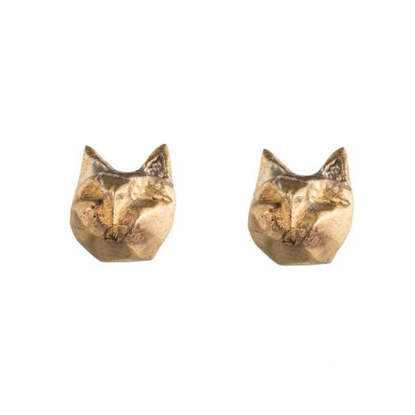 Natalie Frigo Tiny Cat Studs