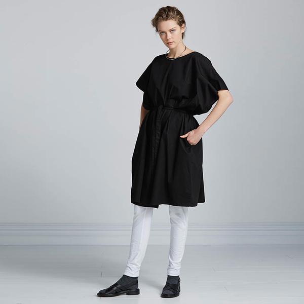Kowtow Opposites Attract dress - black