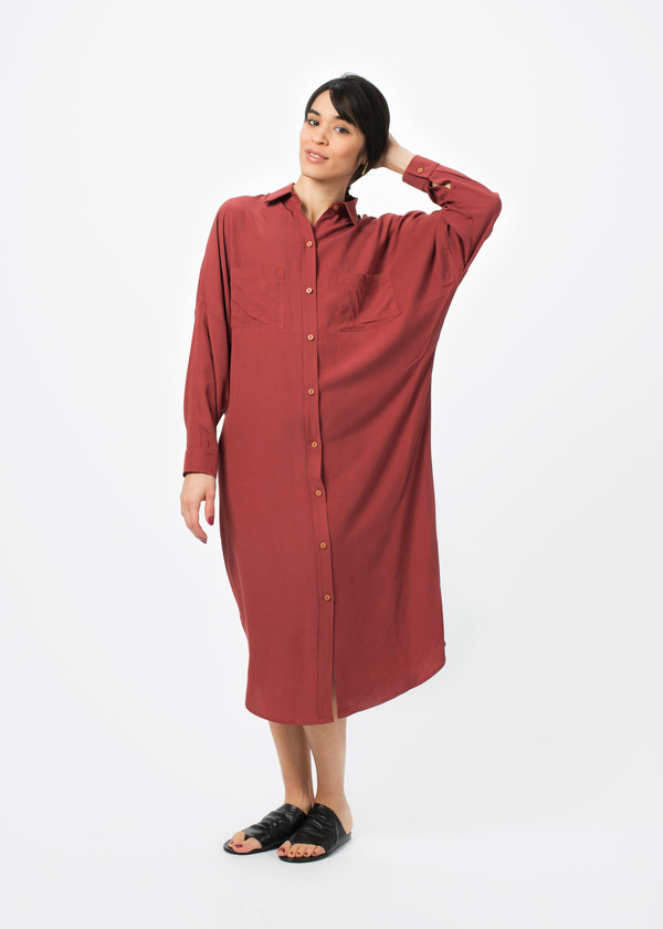 Jesse Kamm Day Shift Dress