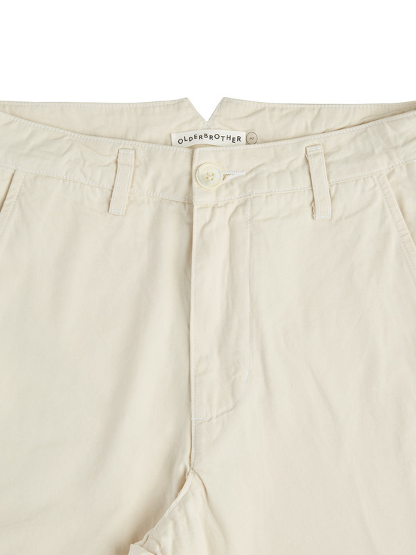 Olderbrother Forty-Five Trousers - Natural