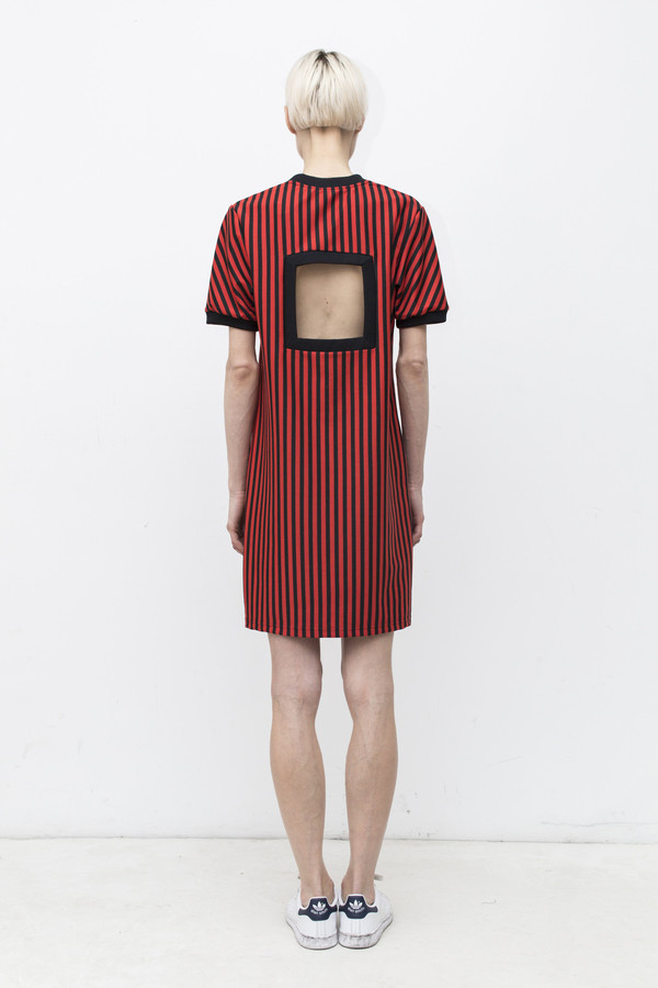 LRS Square Back Tee Dress