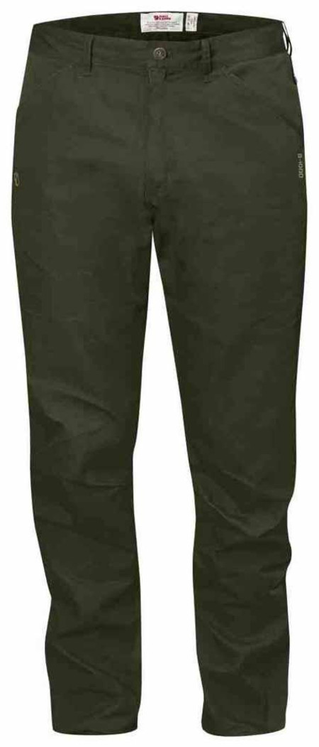 Mens Fjallraven High Coast Trousers