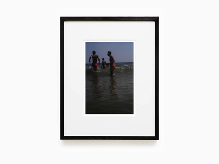 SEA BATHING- PHOTO PRINT