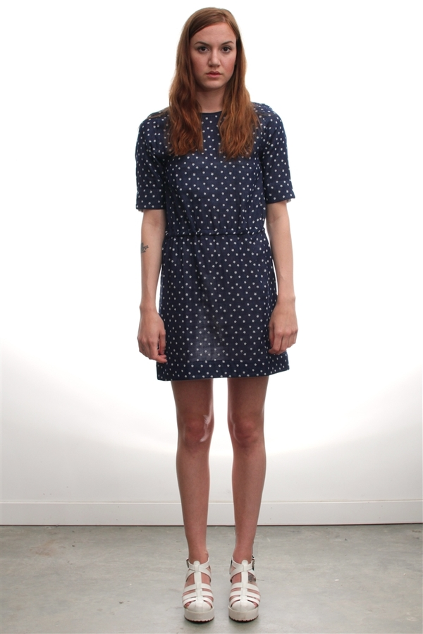 A Kind of Guise Reversible Daisy Dress