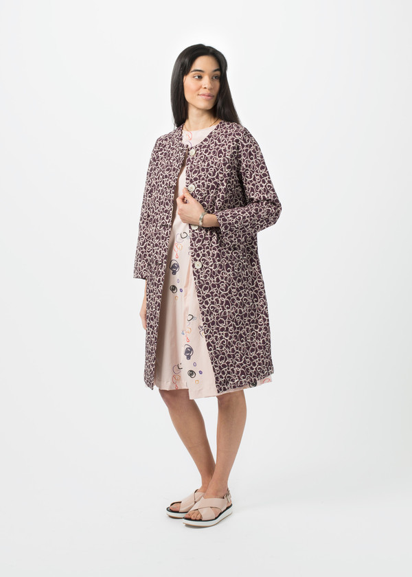 Echappees Belles Mufy Coat