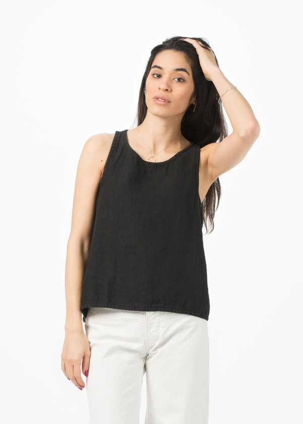 Schiess Weser Sleeveless Top