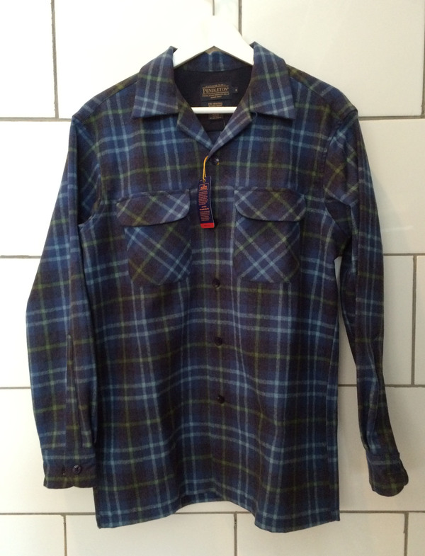 Men's Pendleton Original Board Shirt