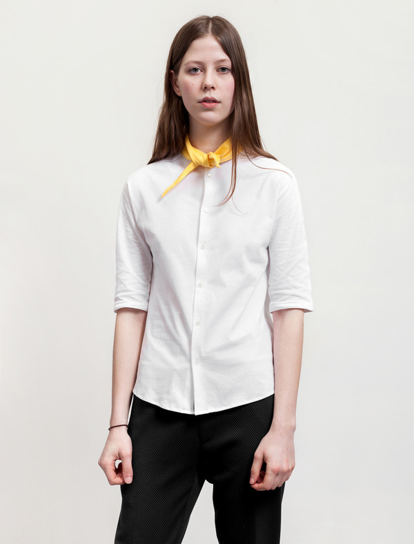 Stephan Schneider Shirt Council White