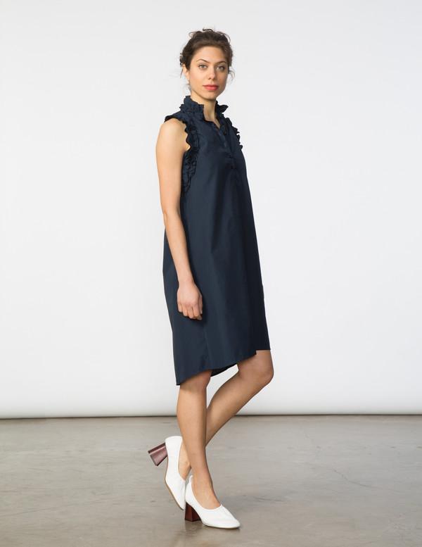 SBJ Austin Tracey Dress in Navy