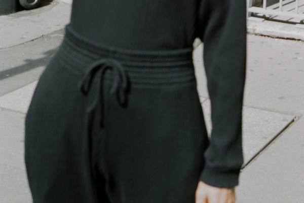 Baserange Sweatpants (Rib)