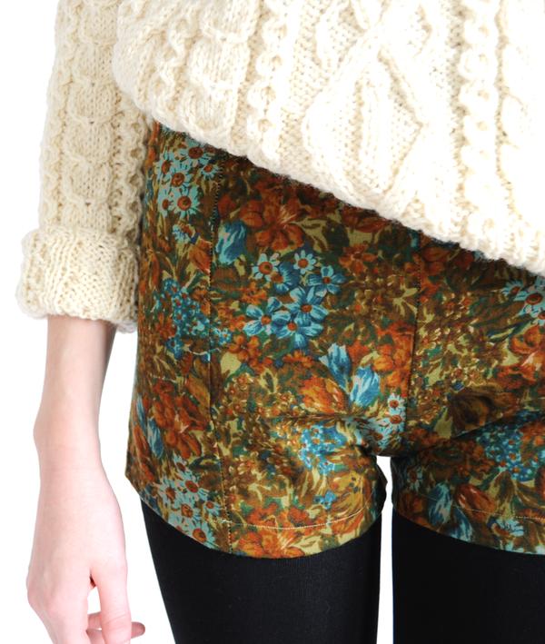 Gilda Tap Shorts