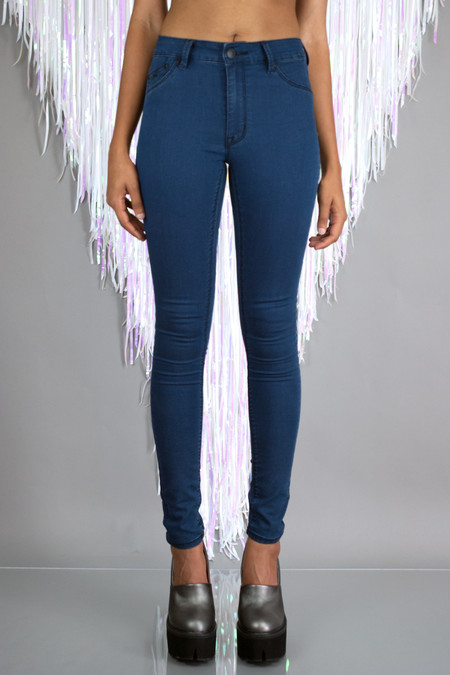 RES DENIM Kitty Skinny | Jackrabbit Indigo