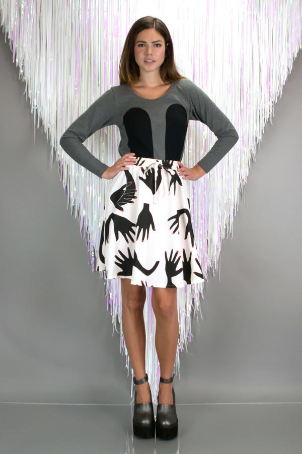 R/H Studio Luna Pilot Skirt