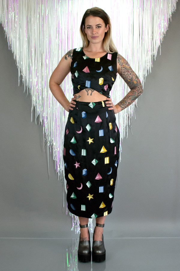 Samantha Pleet Particle Skirt