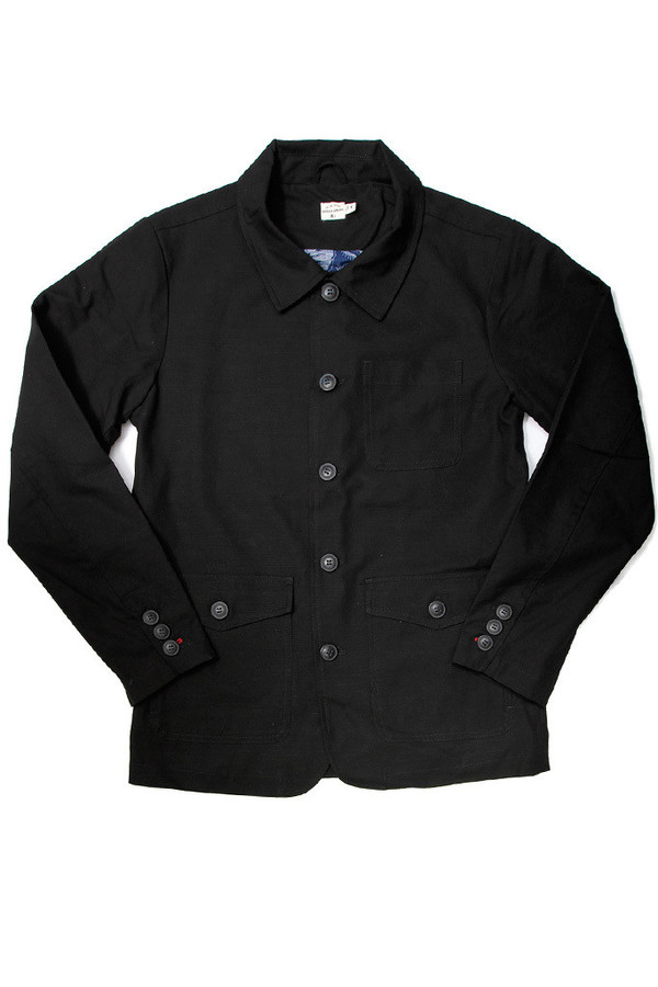 Men's Bridge & Burn Oak Chore Coat