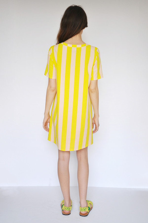 Dusen Dusen Stripe Tee Dress