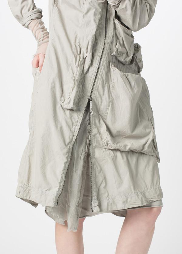 Rundholz Dip Back Pocket Coat
