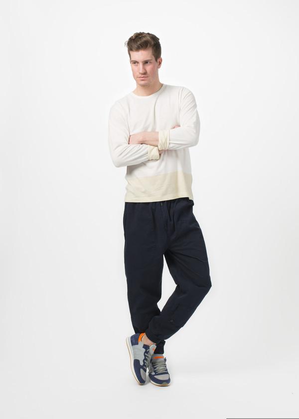 Men's Katharine E Hamnett x YMC Poplin Trouser