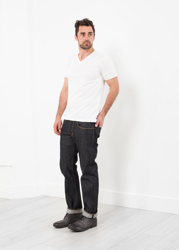 Men's Fortela Raw Denim