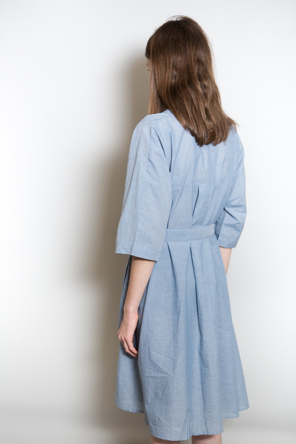 Kowtow Domus Shirt Dress