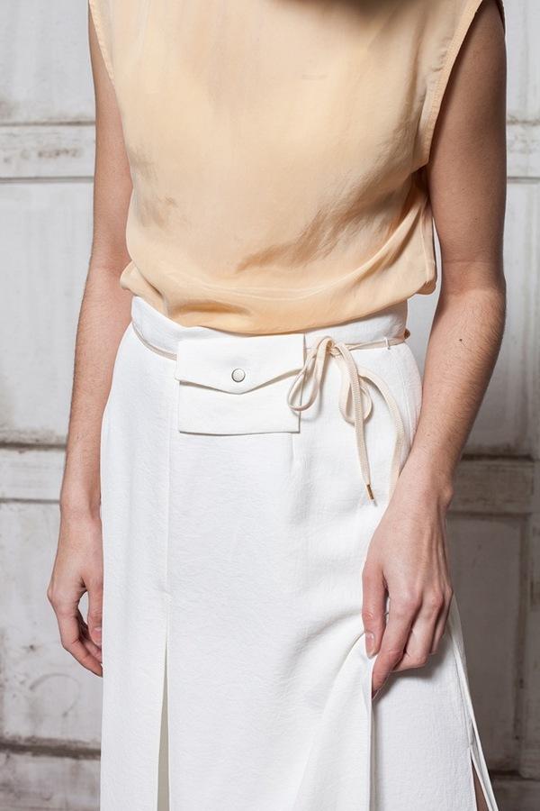 Rachel Comey Gerome Pant - white