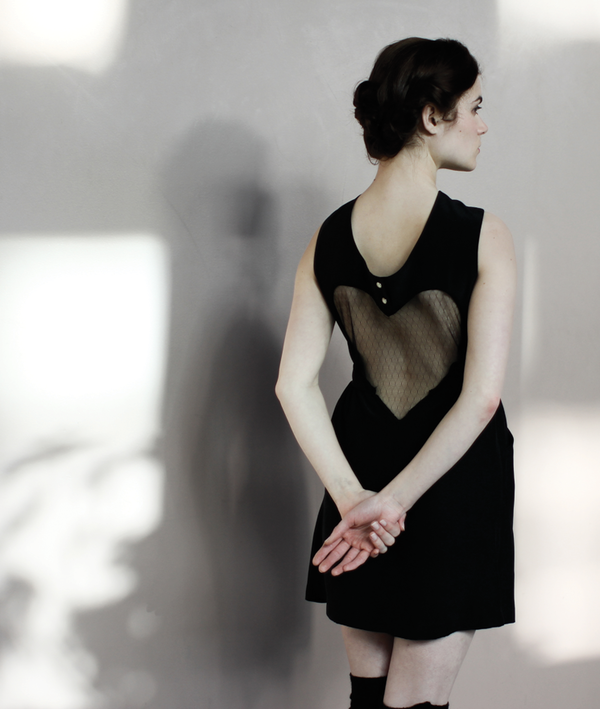 Alexandra Grecco If I Only Had A Heart Dress