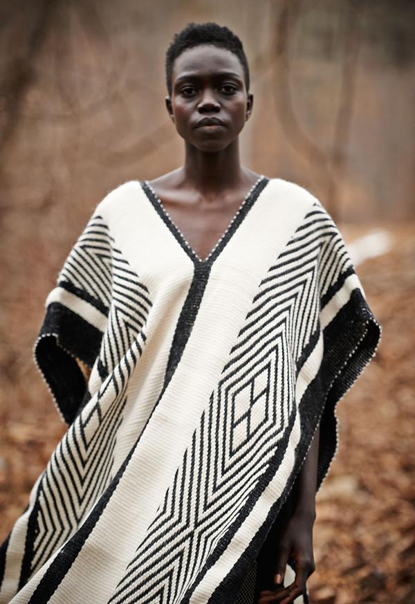 Manta Comunidad - Ivory