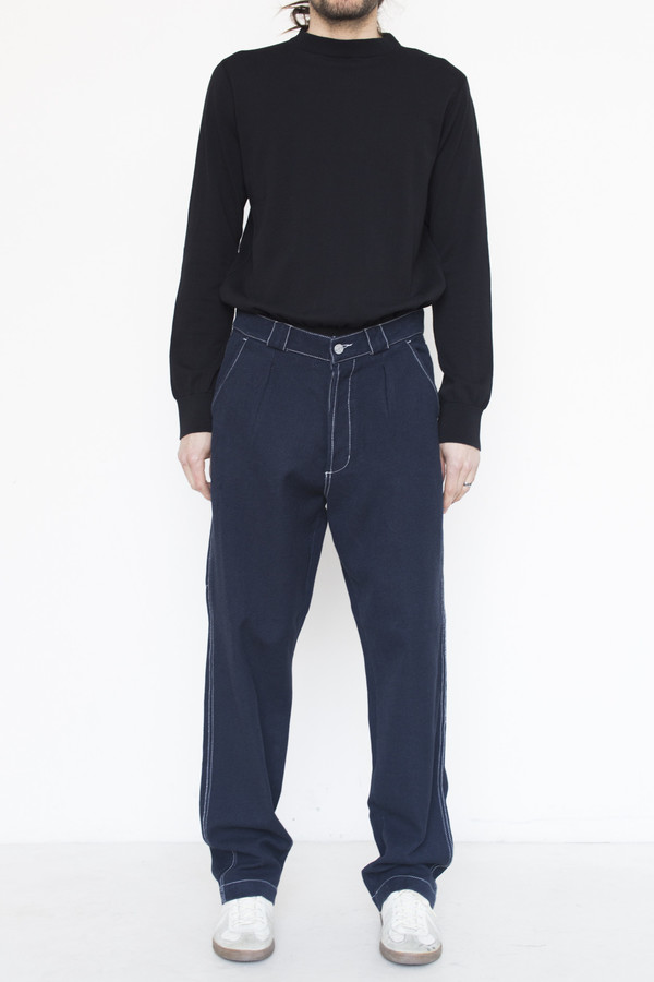Our Legacy Cotton Buco Work Pant