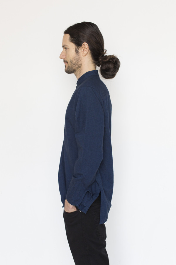 ZED Cotton Pullover Shirt