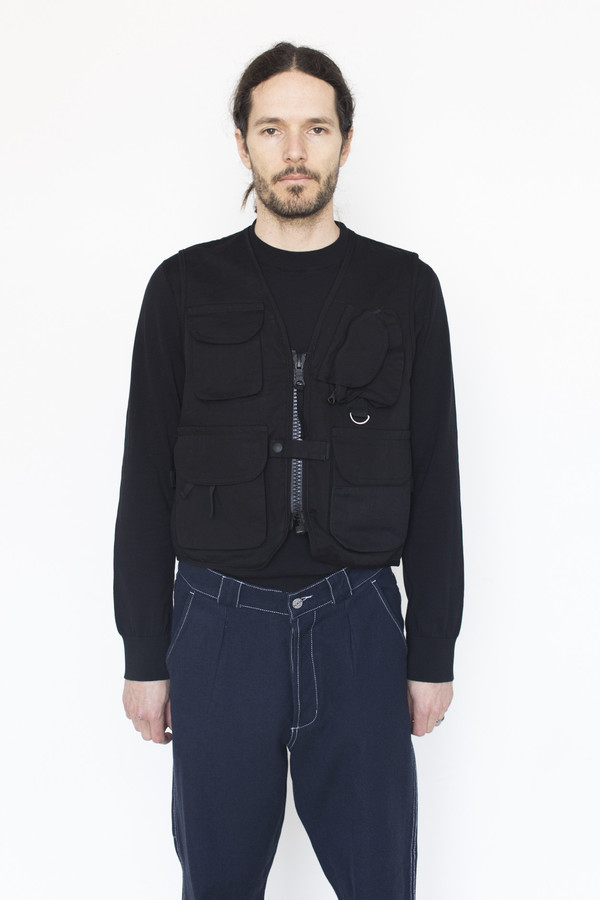 Our Legacy Twill Multi Pocket Vest
